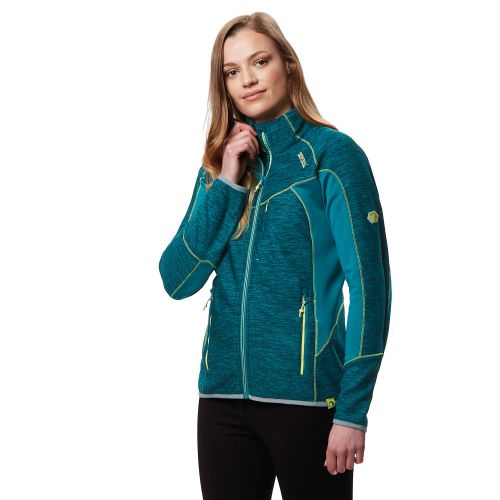 Regatta CATLEY III HYBRID STRETCH WIND RESISTANT SOFTSHELL JACKET - Deep Lake